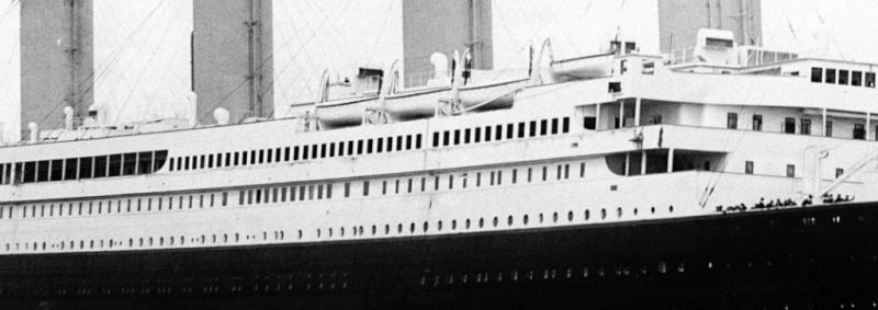 Quelles sont les différences entre le Titanic et L'Olympic ? - Page 3 C9064410