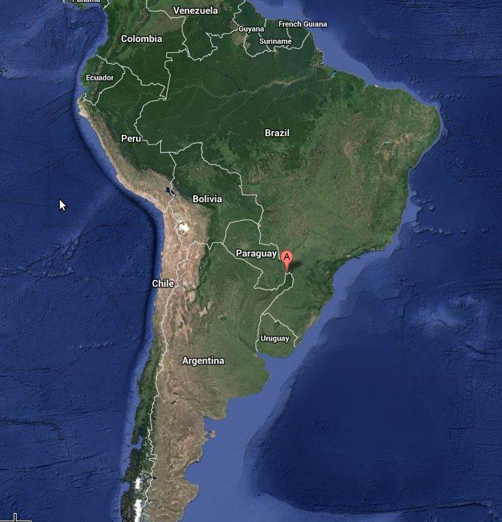Mi viaje por Argentina - noviembre 2013 Puerto10