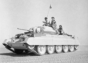British Tanks? Crusad10