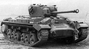 British Tanks? Valent10