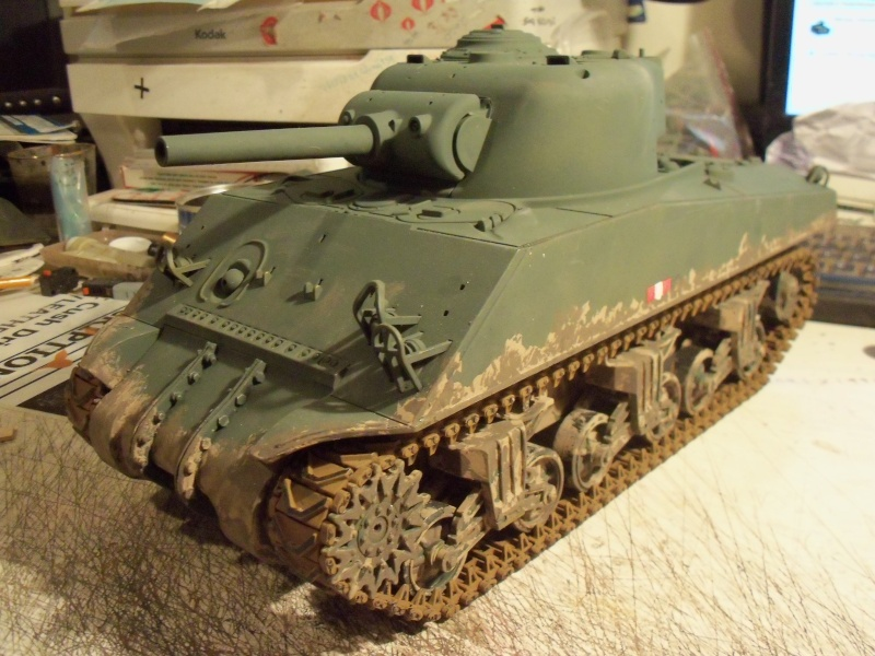 Airbrushler's Sherman 100_0735