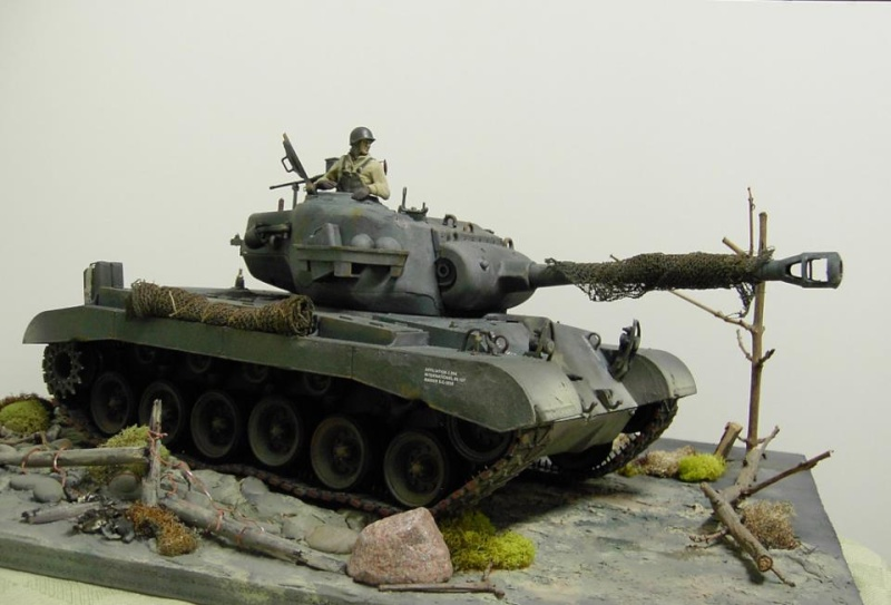 Strato's M26A1 Pershing 48580610