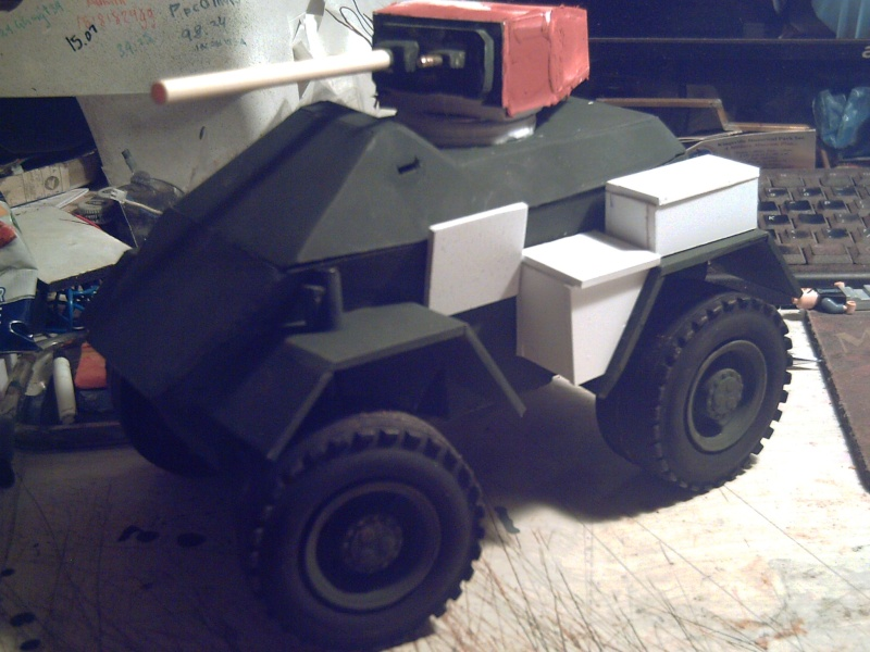 Fox Armoured Car Pict0110