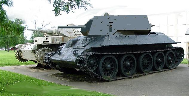 Create -a- Tank Soviet10