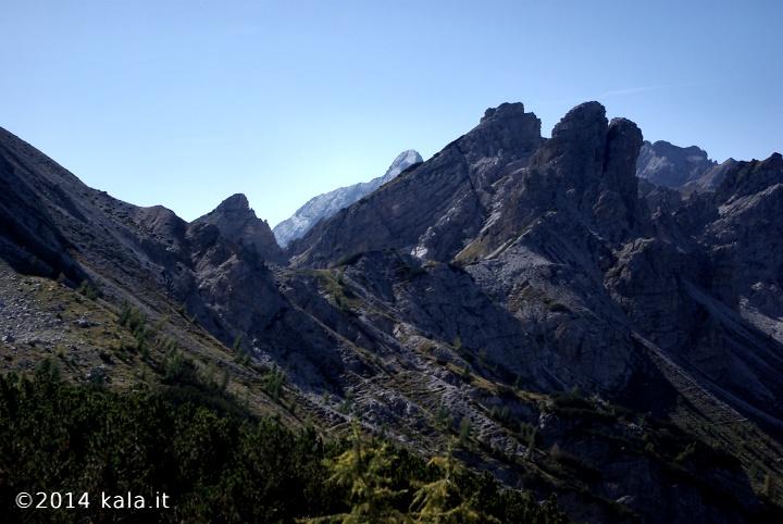 [FotoReport] Cima Spe (Dolomiti d'Oltre Piave) 1410