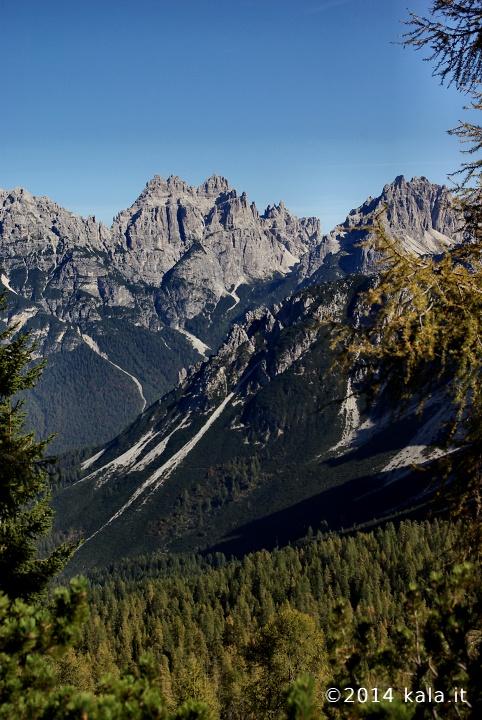 [FotoReport] Cima Spe (Dolomiti d'Oltre Piave) 1510