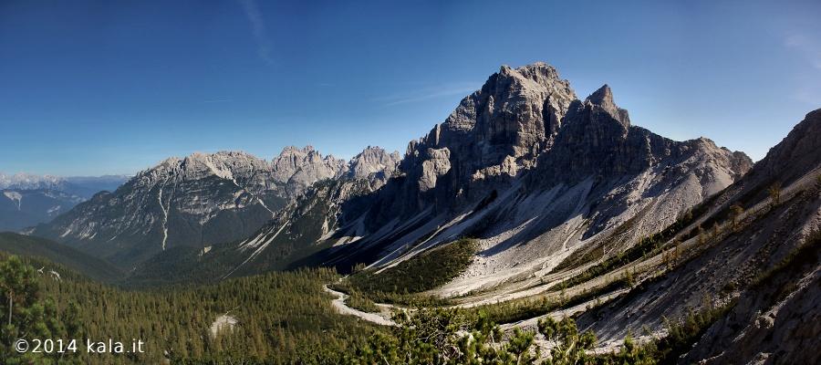 [FotoReport] Cima Spe (Dolomiti d'Oltre Piave) 1610