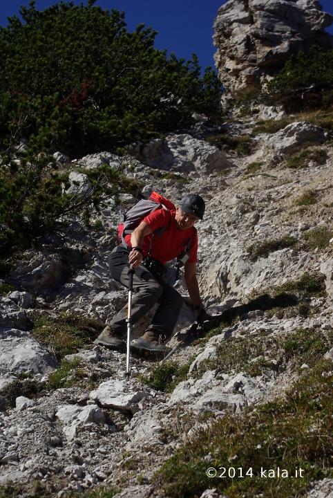 [FotoReport] Cima Spe (Dolomiti d'Oltre Piave) 1710
