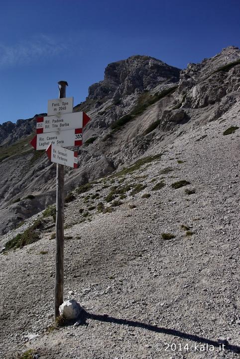 [FotoReport] Cima Spe (Dolomiti d'Oltre Piave) 1810