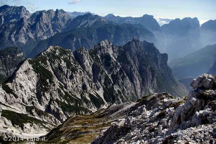 [FotoReport] Cima Spe (Dolomiti d'Oltre Piave) 2110