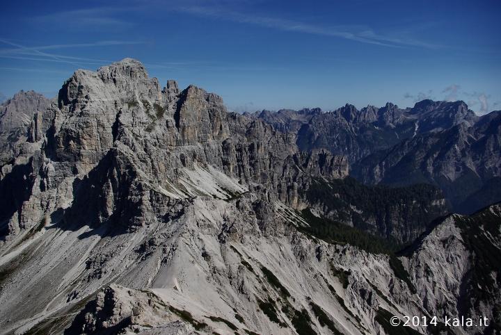 [FotoReport] Cima Spe (Dolomiti d'Oltre Piave) 2210