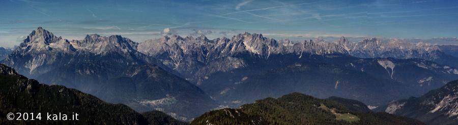 [FotoReport] Cima Spe (Dolomiti d'Oltre Piave) 2410