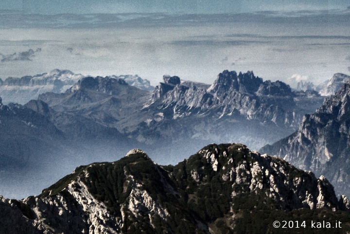 [FotoReport] Cima Spe (Dolomiti d'Oltre Piave) 2510