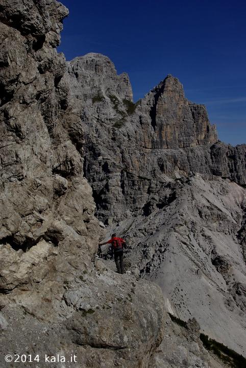[FotoReport] Cima Spe (Dolomiti d'Oltre Piave) 2710