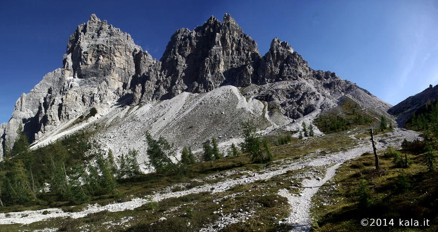 [FotoReport] Cima Spe (Dolomiti d'Oltre Piave) 2810