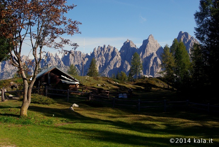 [FotoReport] Cima Spe (Dolomiti d'Oltre Piave) 3110