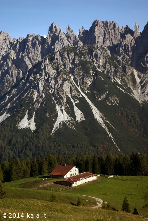 [FotoReport] Cima Spe (Dolomiti d'Oltre Piave) 3310