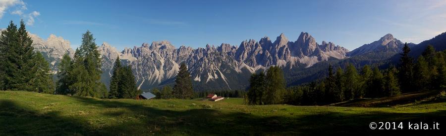 [FotoReport] Cima Spe (Dolomiti d'Oltre Piave) 3410