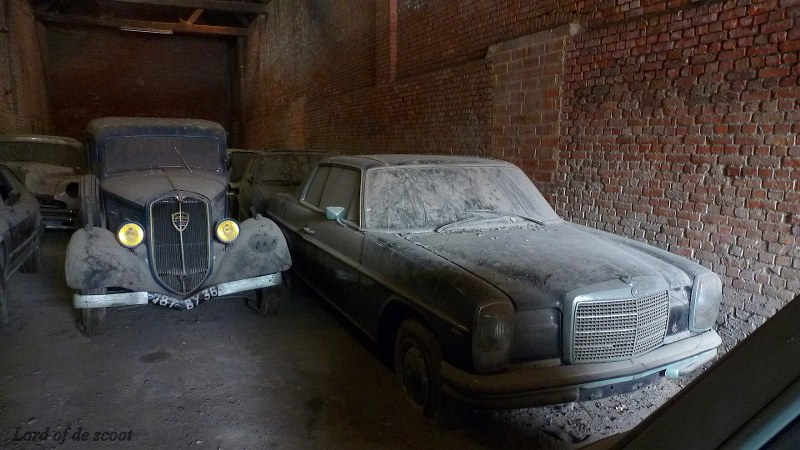 Carrosserie peu courante Chasse10