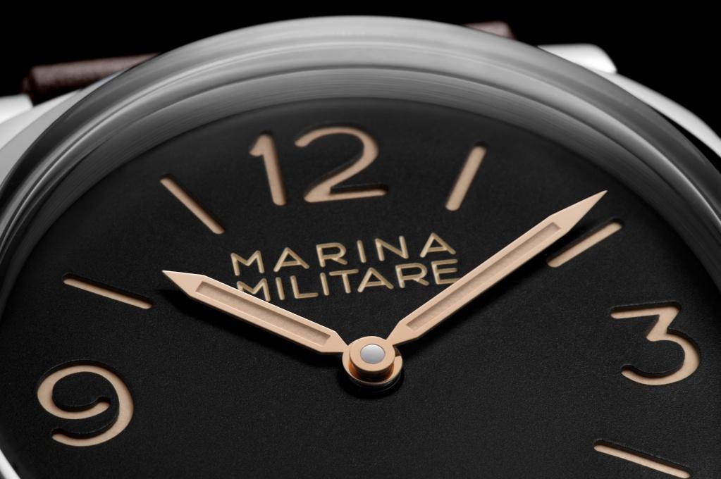 Communiqué de Presse : RADIOMIR 1940 MARINA MILITARE 3 DAYS ACCIAIO – 47mm - PAM00587 - SL 1000ex Captur43