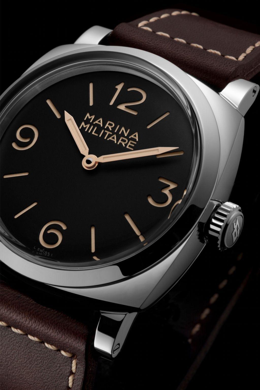 Communiqué de Presse : RADIOMIR 1940 MARINA MILITARE 3 DAYS ACCIAIO – 47mm - PAM00587 - SL 1000ex Captur44