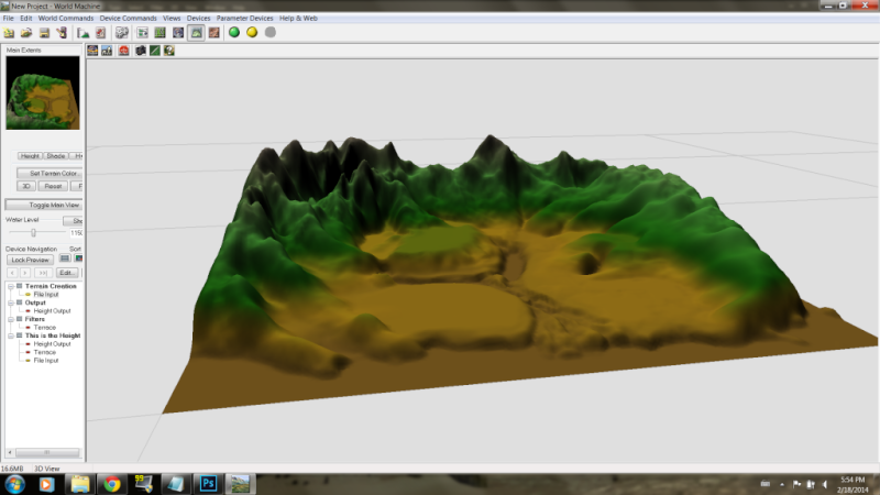 Procedural Generation of Terrain Discussion and Tips: Two Tutorials Posted 2_rfte10