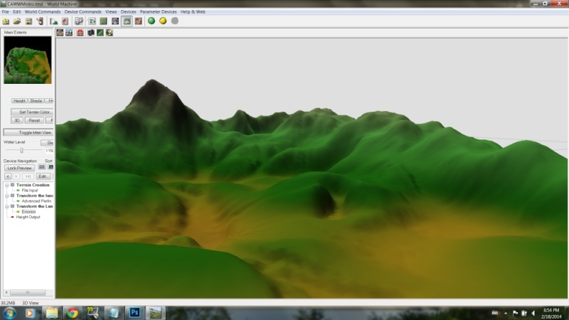 Procedural Generation of Terrain Discussion and Tips: Two Tutorials Posted 6_rfte10