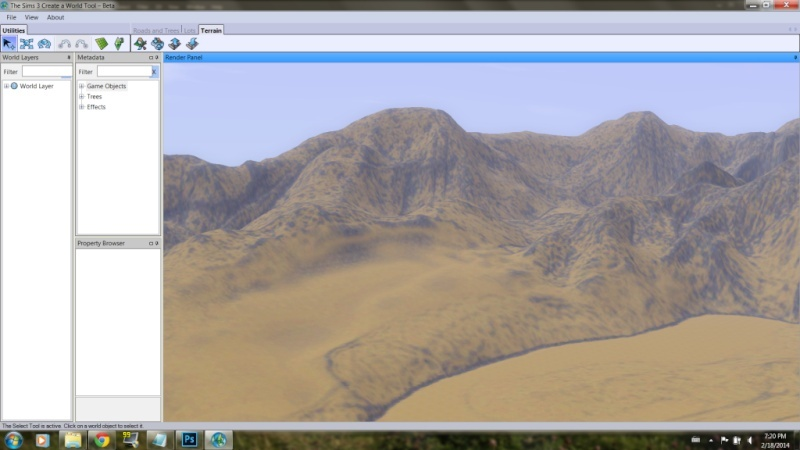 Procedural Generation of Terrain Discussion and Tips: Two Tutorials Posted 8_rfte10