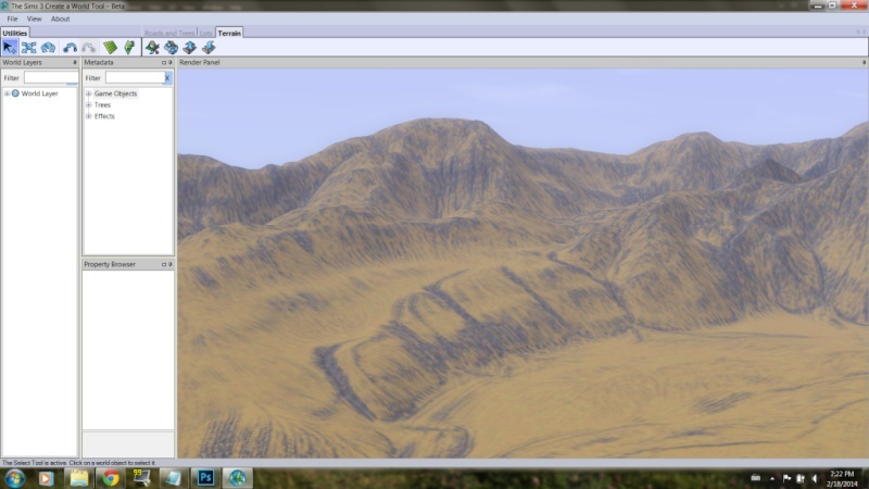 Procedural Generation of Terrain Discussion and Tips: Two Tutorials Posted 9_rfte10