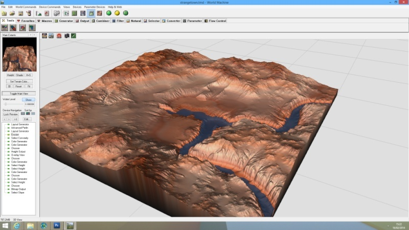 Procedural Generation of Terrain Discussion and Tips: Two Tutorials Posted A610