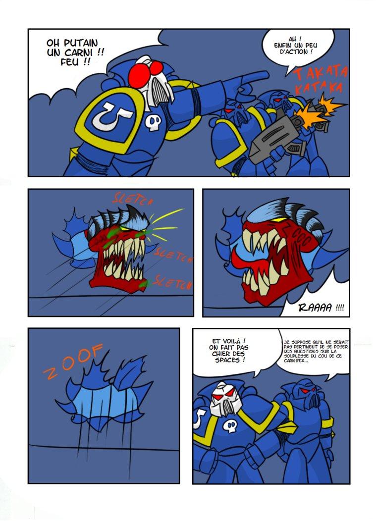 Bandes Dessinées de Warhammer 40,000 P19_co10