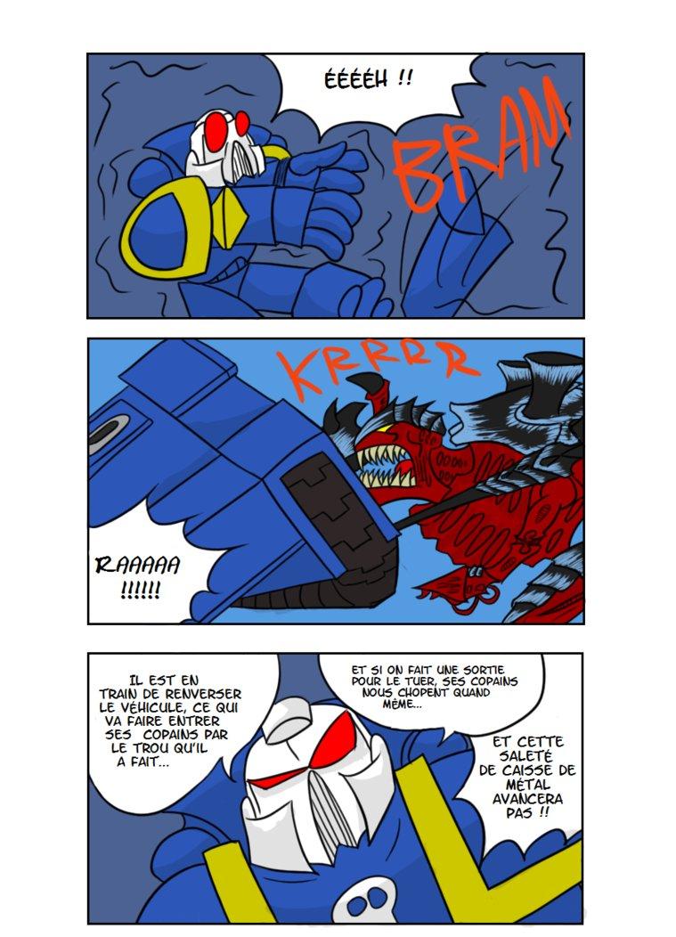 Bandes Dessinées de Warhammer 40,000 P20_co10