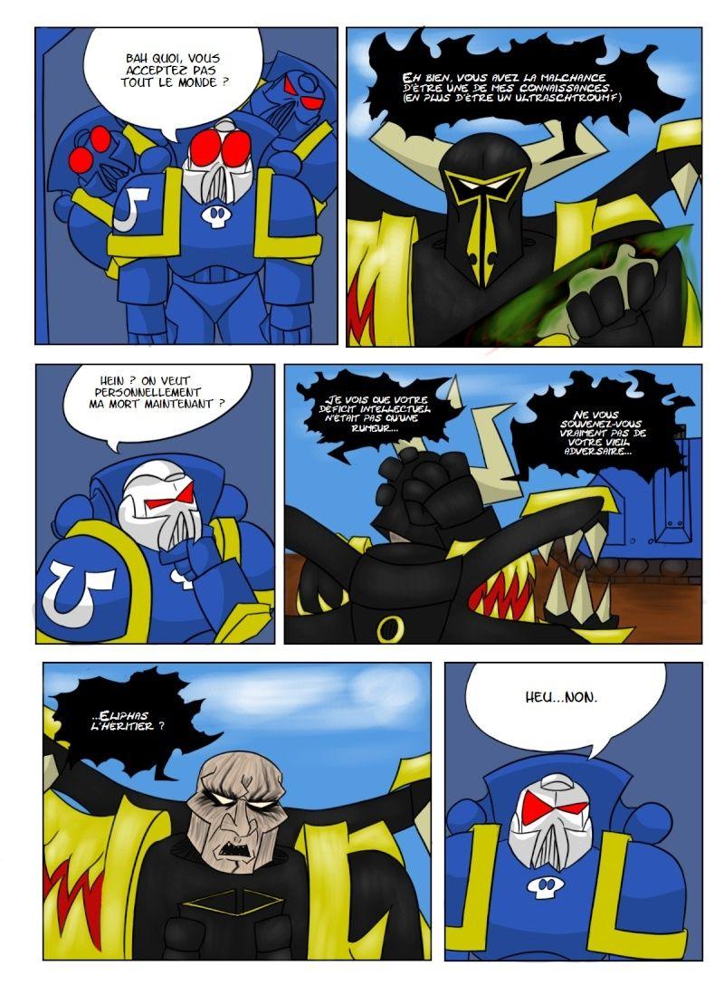 Bandes Dessinées de Warhammer 40,000 P23_co10