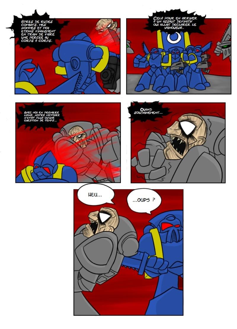 Bandes Dessinées de Warhammer 40,000 P25_co10