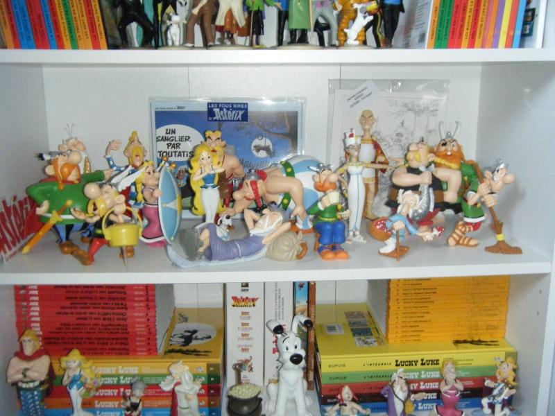 « Astérix, la grande galerie des personnages » - Hachette-Collections (2011-2012) - Page 2 Dscf0310