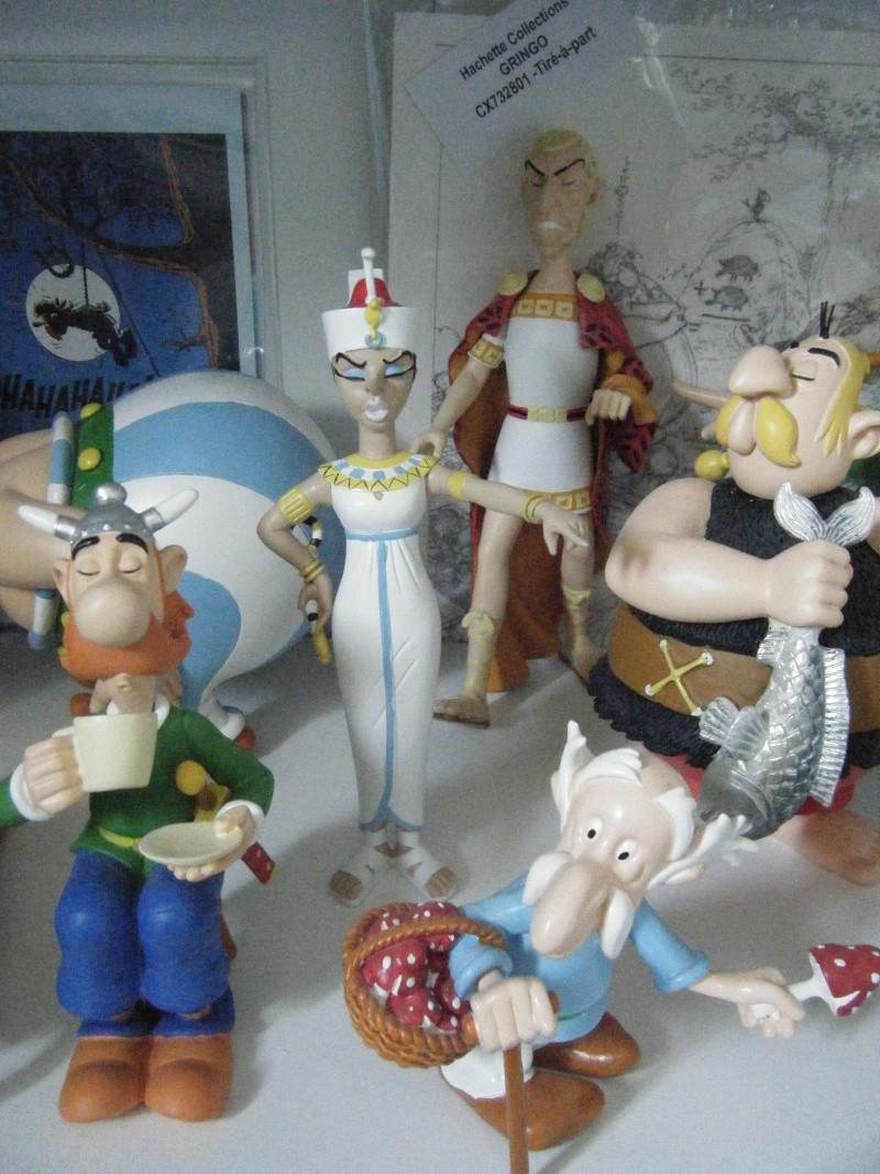 « Astérix, la grande galerie des personnages » - Hachette-Collections (2011-2012) - Page 2 Dscf0312