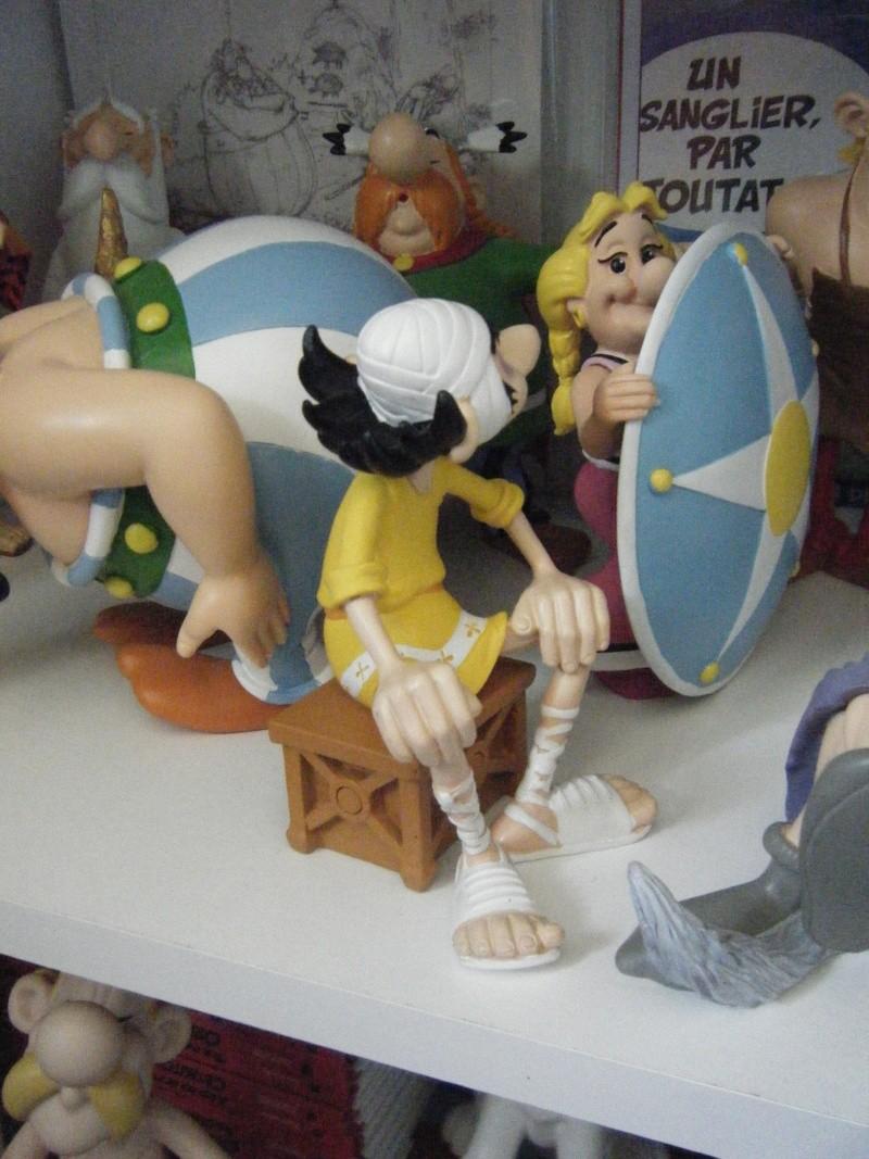 « Astérix, la grande galerie des personnages » - Hachette-Collections (2011-2012) - Page 4 Dscf0329