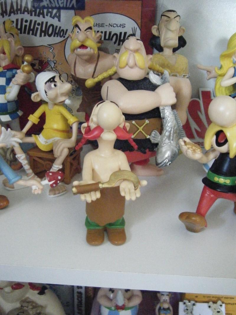 « Astérix, la grande galerie des personnages » - Hachette-Collections (2011-2012) - Page 5 Dscf0330