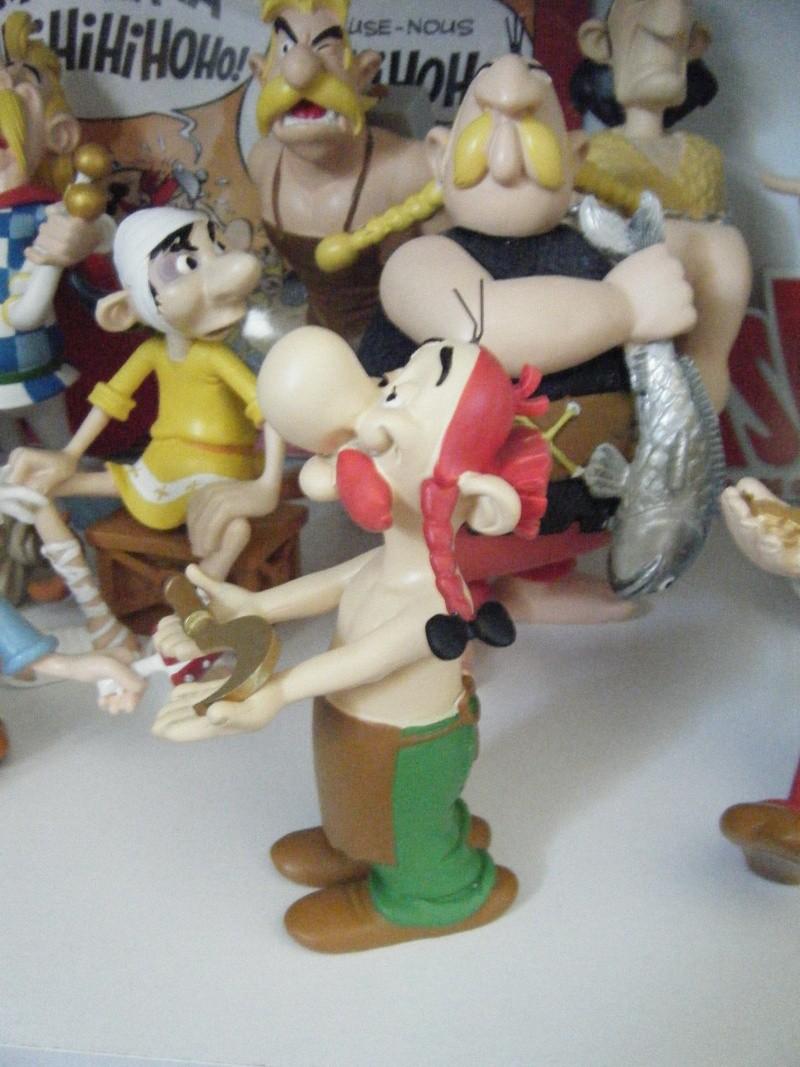 « Astérix, la grande galerie des personnages » - Hachette-Collections (2011-2012) - Page 5 Dscf0331