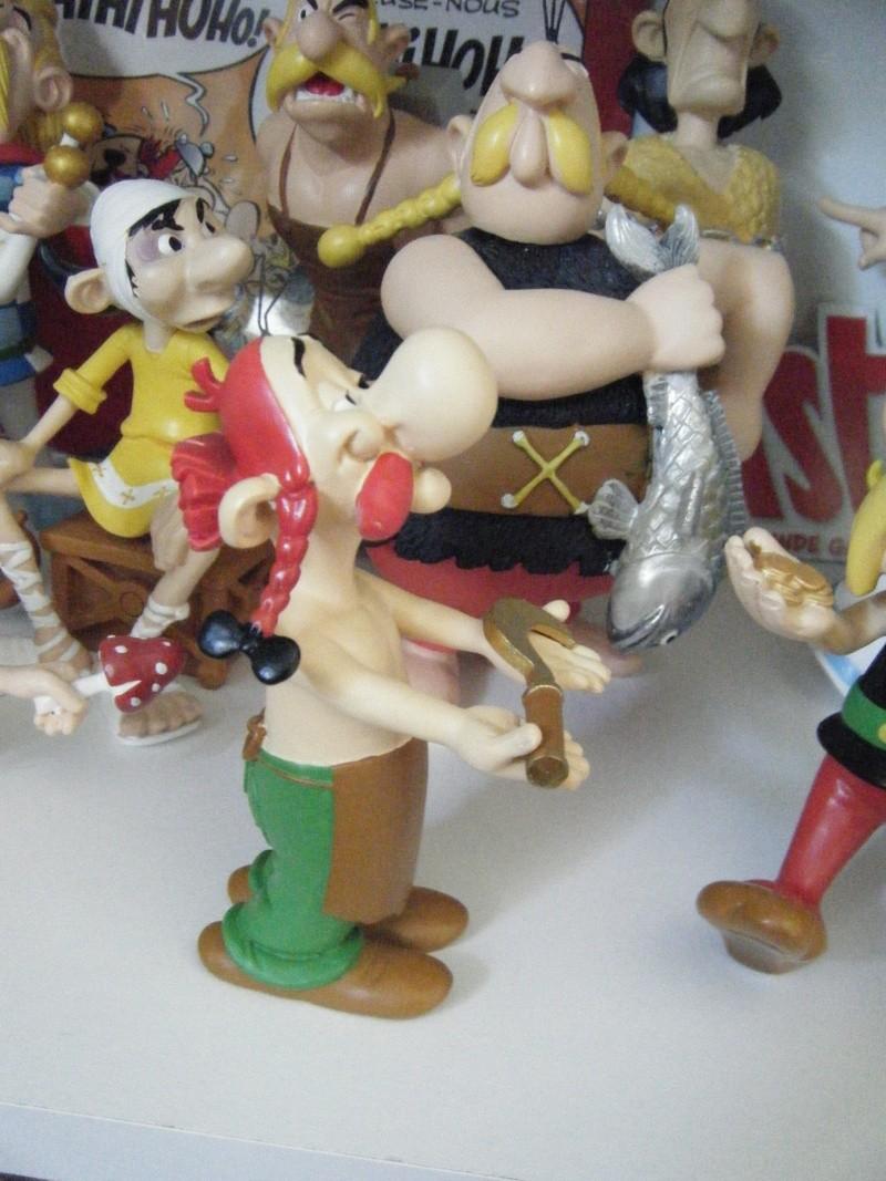 « Astérix, la grande galerie des personnages » - Hachette-Collections (2011-2012) - Page 5 Dscf0332