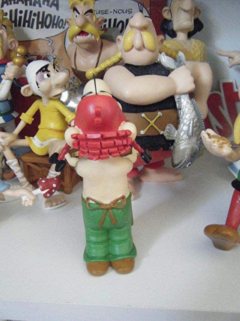 « Astérix, la grande galerie des personnages » - Hachette-Collections (2011-2012) - Page 5 Dscf0333