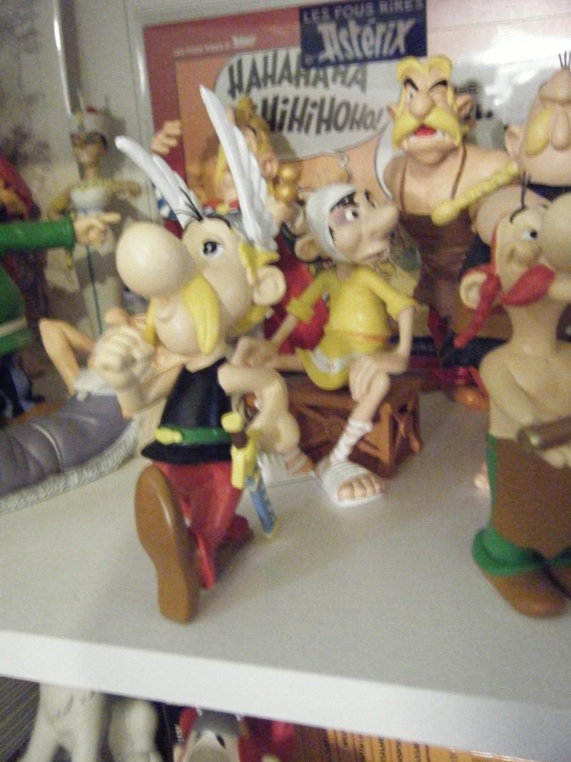 « Astérix, la grande galerie des personnages » - Hachette-Collections (2011-2012) - Page 5 Dscf0336