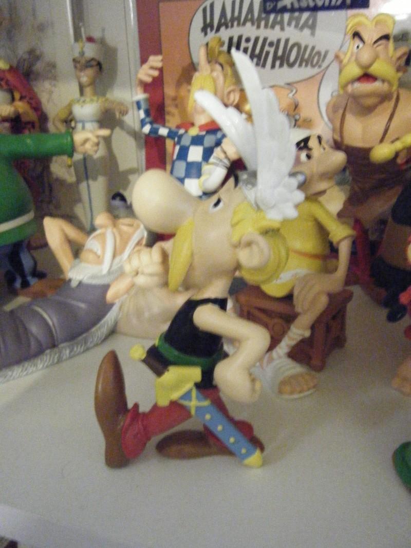 « Astérix, la grande galerie des personnages » - Hachette-Collections (2011-2012) - Page 5 Dscf0338