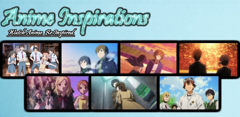 Anime Inspirations - Inspirational Anime at its finest Anime-11