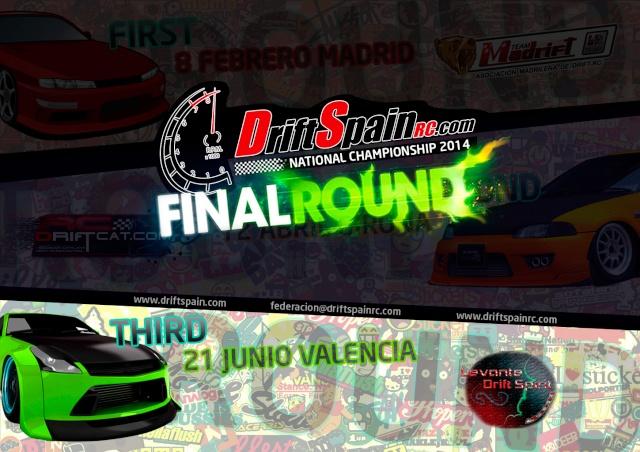 DriftSpainRC - II Campeonato Nacional - 21 de Junio - Driftodromo Valencia Coming11