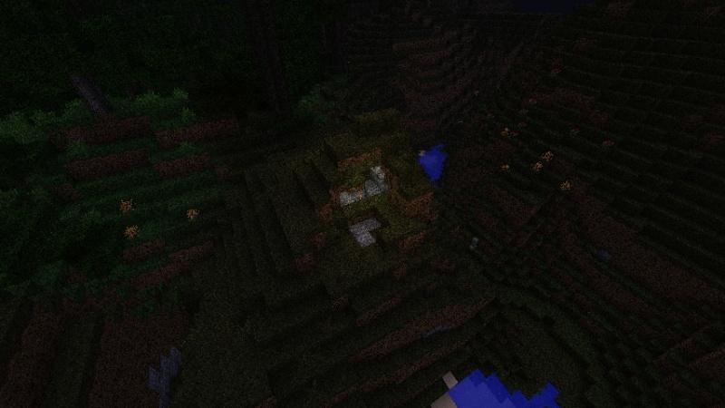 [TRÉSOR] Grotte dans Mine_World ? Fof210