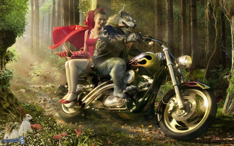 Humour en image du Forum Passion-Harley  ... - Page 6 Le-pet11
