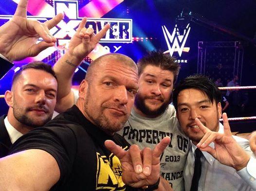 Triple H croit fortemment en NXT  10686910