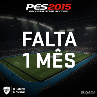 PES XBOX BRASIL  PES 2015 - CAPA 10153710
