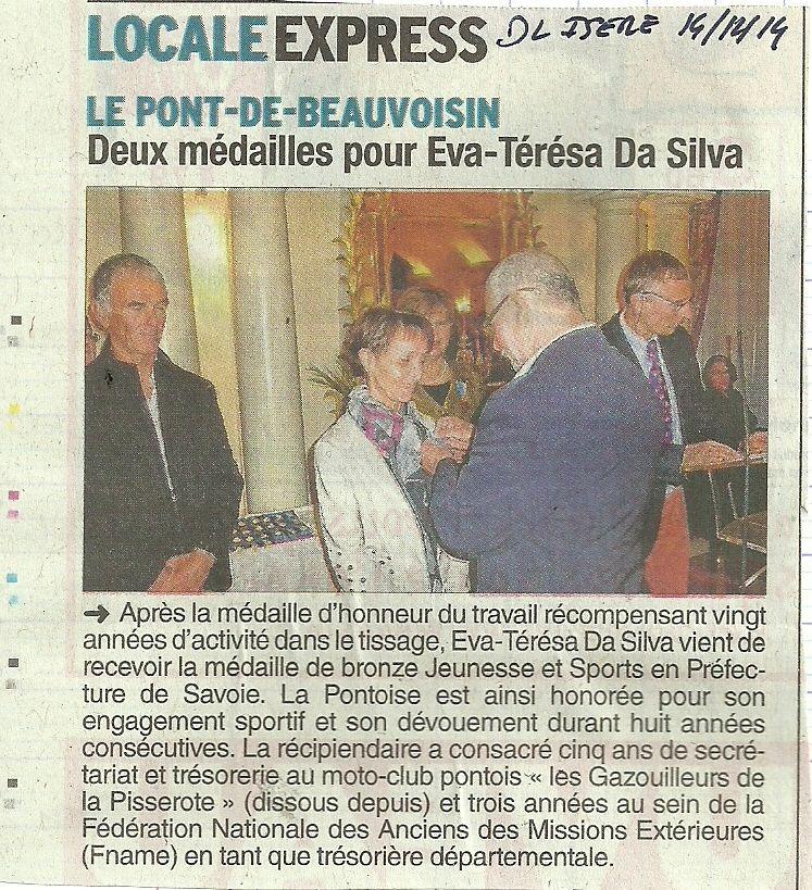 ACTIVITES DIVERSES DE LA SECTION SAVOIE ISERE - Page 2 Remise10